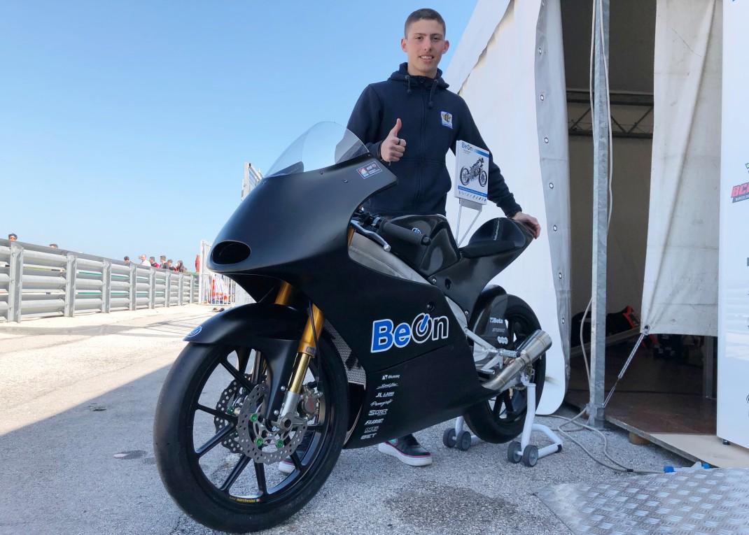 Moto3: esplode il caso BeOn, la moto da 30.000 euro che vince contro le GP