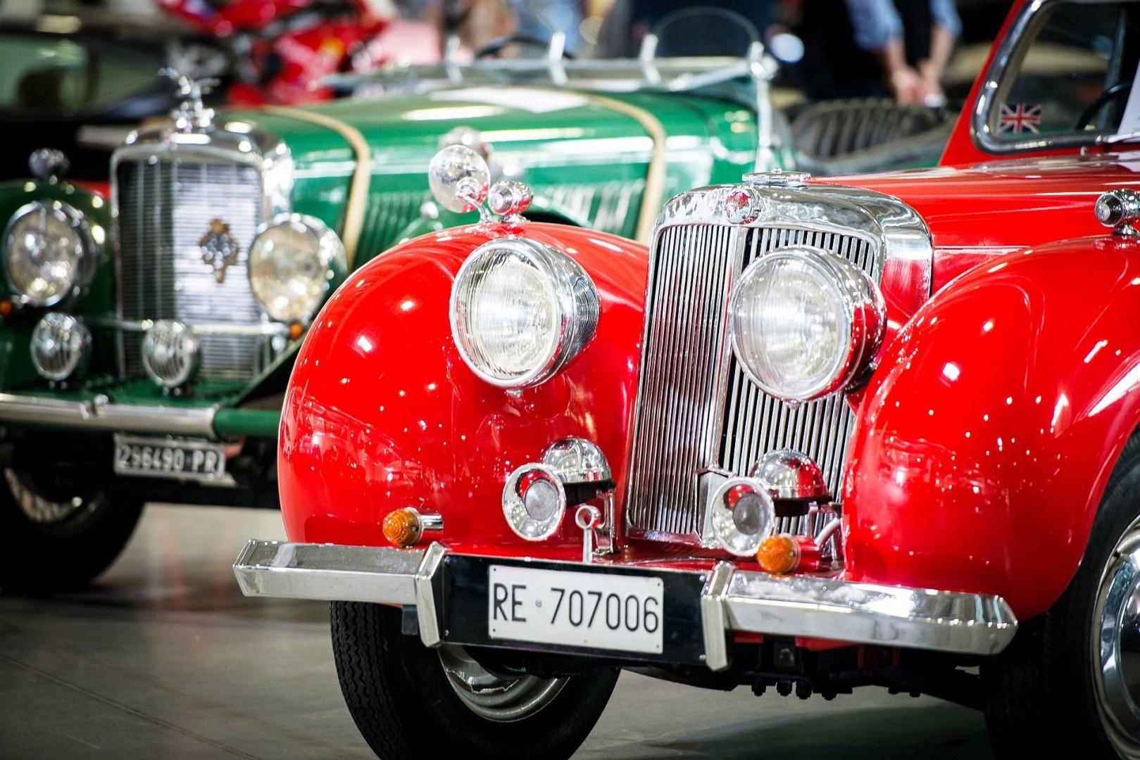 Mercanteinauto: bolidi e territorio, a ottobre le BMW sei cilindri e la prima 100 Km di Parma