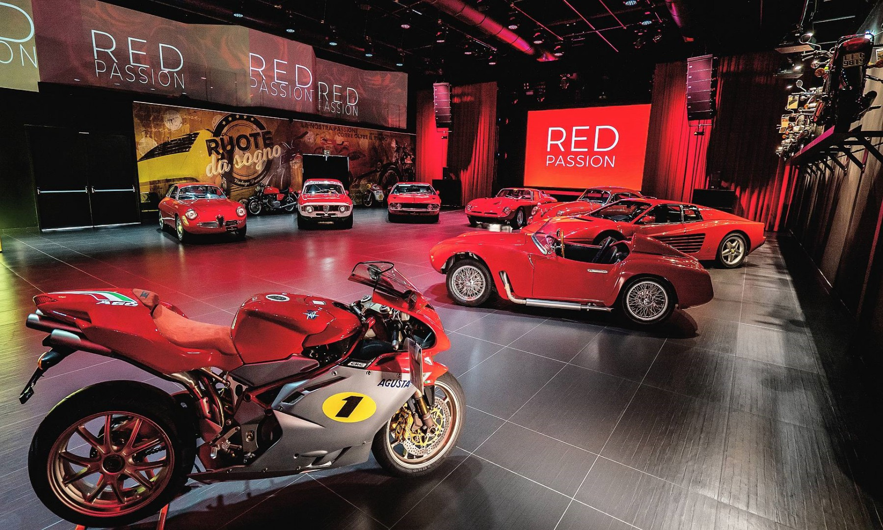 Progetto 671 F1 Reggio Emilia: a Ruote da Sogno media opportunity con i big dell'automobile