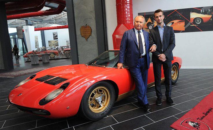Tonino Lamborghini SpA celebra la passione e la capacità manifatturiera italiana