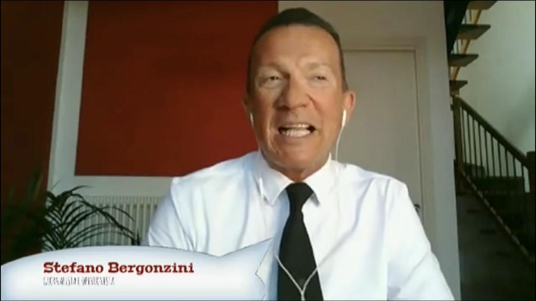 Su Arancia Television l'appuntamento con le storie di HP Superstars, in collegamento da Modena Stefano Bergonzini