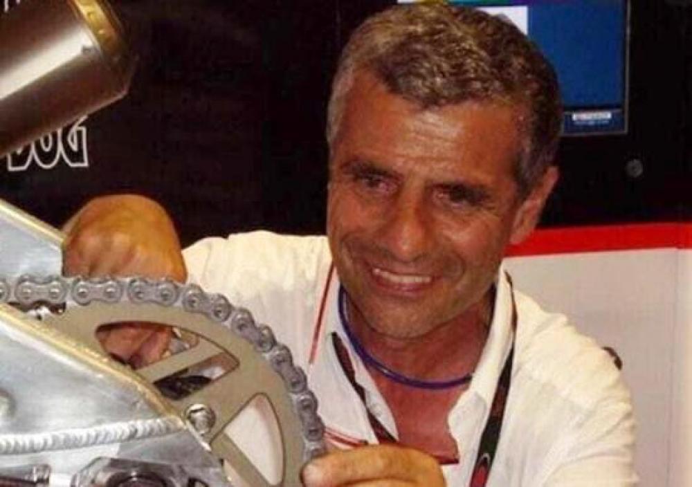 E' scomparso a Castello Brianza a soli 71 anni Aurelio Longoni, tra i più competenti tecnici del motociclismo internazionale