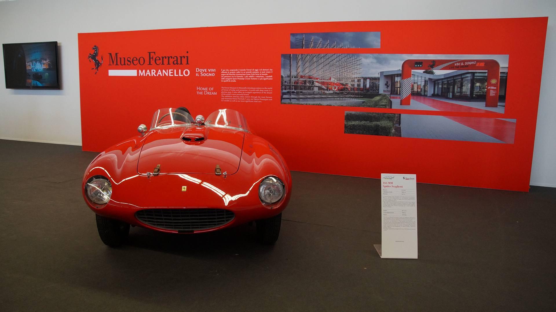 Torna la Modena Motor Gallery, il 22 e 23 settembre nel segno di Carlo Abarth ed Enzo Ferrari