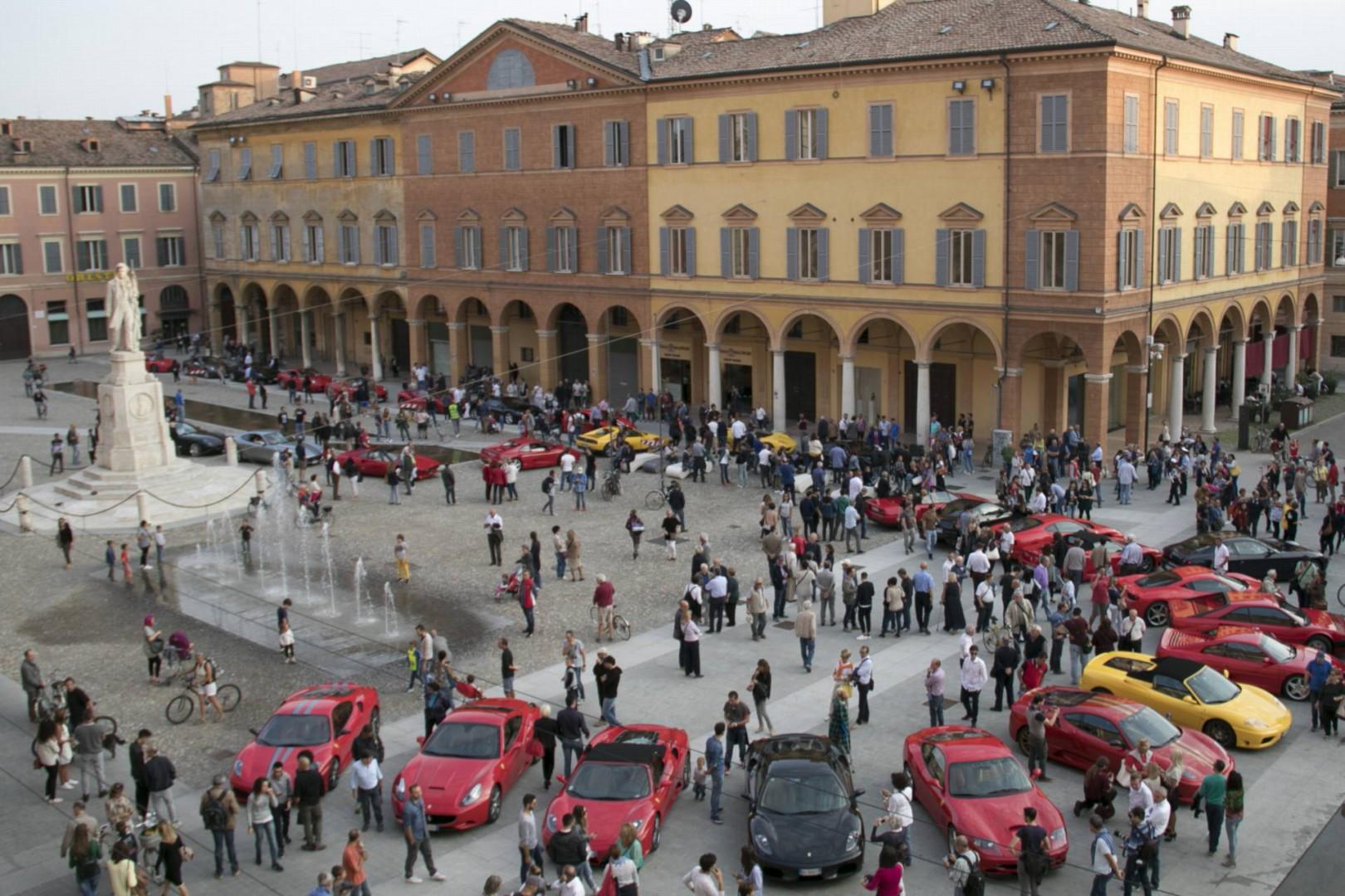 Enzo Ferrari torna in primo piano a settembre a Modena